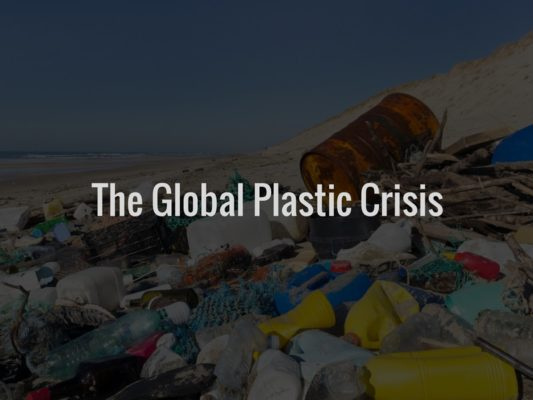 The Global Plastic Crisis