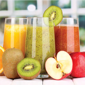 OUR JUICES & DRINKS